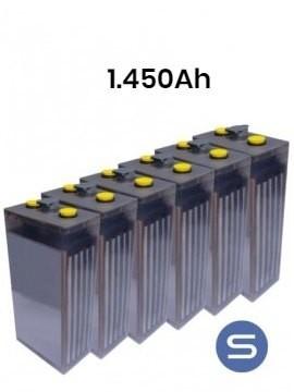 Acumulador solar estacionario 8 POPzS 1000 1450Ah - Tecnosol