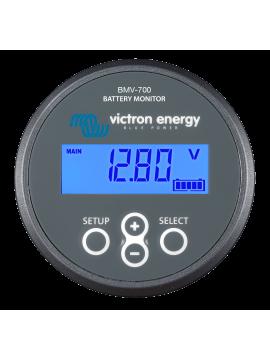 monitor de baterías VICTRON BMV-700 en TECNOSOL