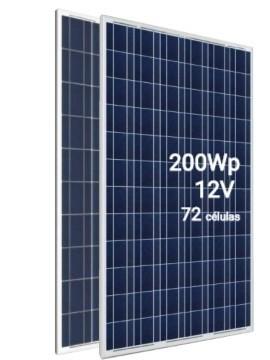 Pack 2 Placas Solares SCL 200Wp 12V - a la venta en tienda online TECNOSOL - www.tecnosolab.com