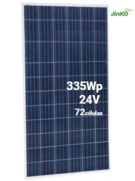 Placa Solar JINKO 335Wp 24V (72 celulas)