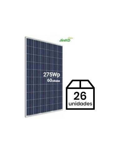 Pack de 26 unidades de Paneles SOLARes 275wp (350x513)- tienda online Tecnosol