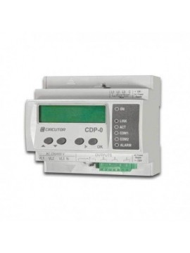 controlador CDP-0 CIRCUTOR a la venta en teCNOSOL