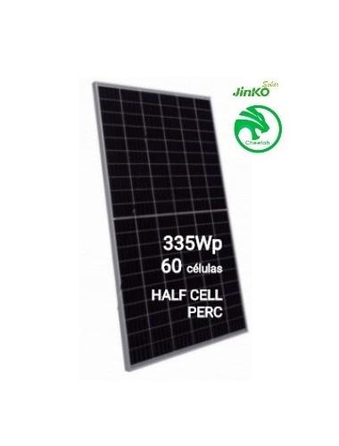 placa solar jinko cheetah 335w 60 células Mono PERC HC- a la venta en tienda online TECNOSOL