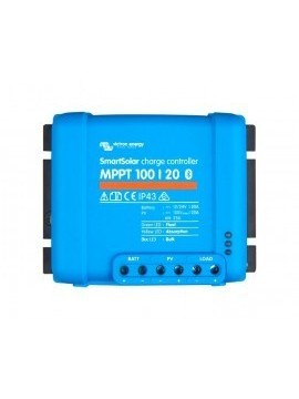 REGULADOR MPPT VICTRON SMART SOLAR 100/20 - a la venta en tienda online TECNOSOL