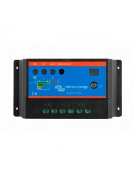 Regulador VICTRON BlueSolar PWM Light 12/24V - 20A a la venta en TECNOSOL
