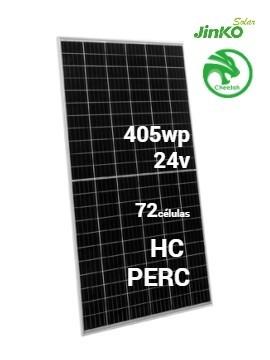 placa Solar JINKO CHEETAH PERC HC 405WP_tecnosol albacete
