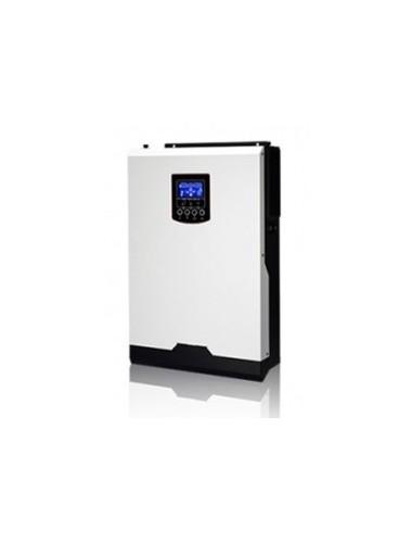 inversore cargador Huber BASIC One 3024 PLUS con regulador MPPT 60A - a la venta en TECNOSOL