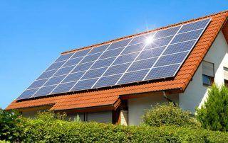 Instalación fotovoltaica aislada | venta de placas solares
