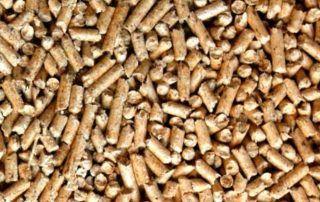 biomasa: calderas y estufas de pellets - información ofrecida por tienda online de Energía Solar TECNOSOL