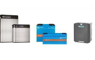 varios ejemplos de baterias de litio para el post de tecnosol albacete