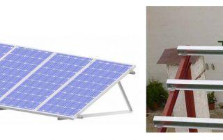 soporte para paneles solares
