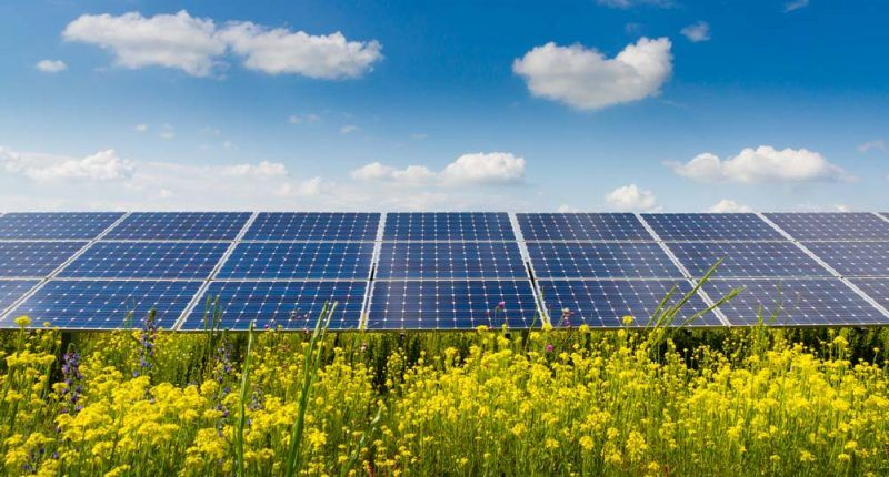 Instalaciones solares de conexión a red