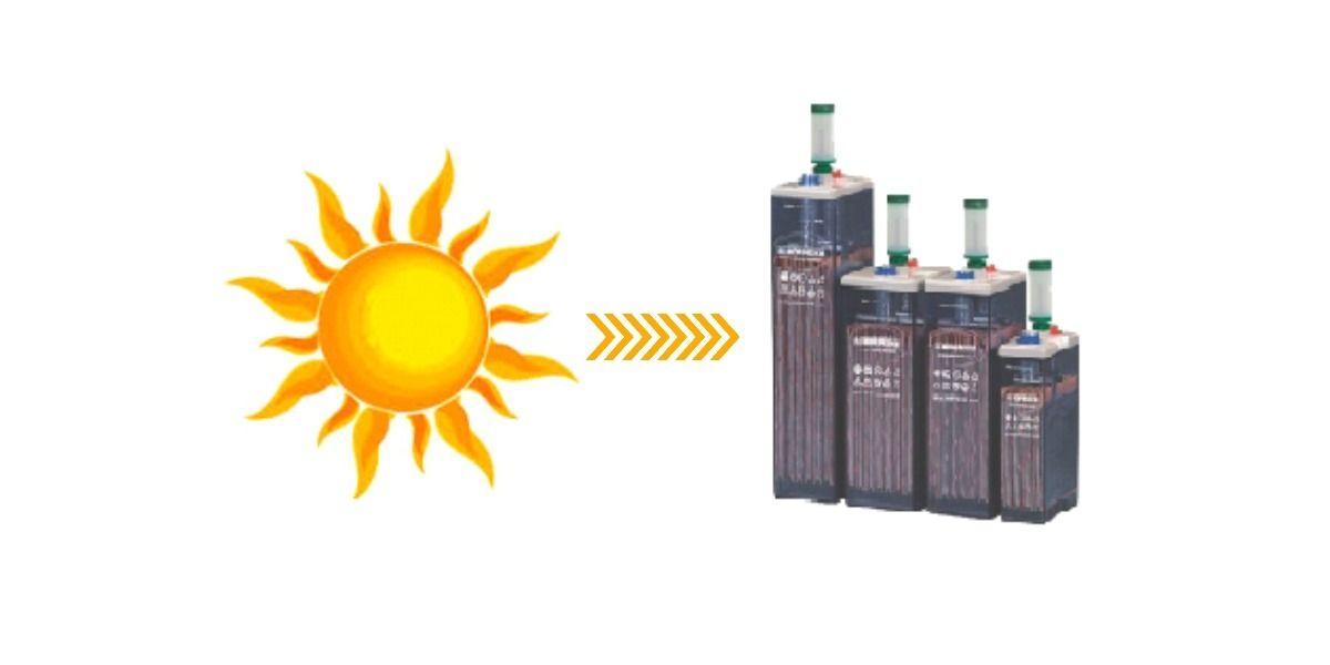 etapas de carga de una batería solar - ofrecido por la tienda online tecnosol albacete