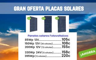 gran oferta placas solares tienda online tecnosol