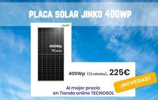 nueva placa solar jinko cheetah 400W-tecnosol