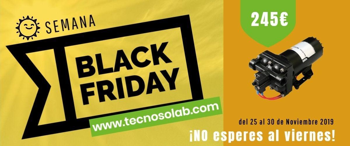 superoferta semana black friday Bombas Solares en tienda online TECNOSOL