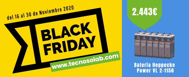 superoferta quincena black friday Baterías Solares y Acumuladores solares en tienda online TECNOSOL