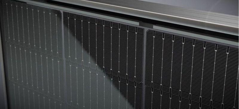 detalle celdas placas solares jinko tiger pro - a la venta en tienda online TECNOSOL Albacete