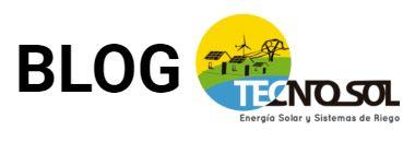 BLOG Tecnosol Logo