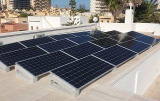 ejemplo para post sobre orientación e inclinación óptima para una instalación solar - en blog TECNOSOL Albacete